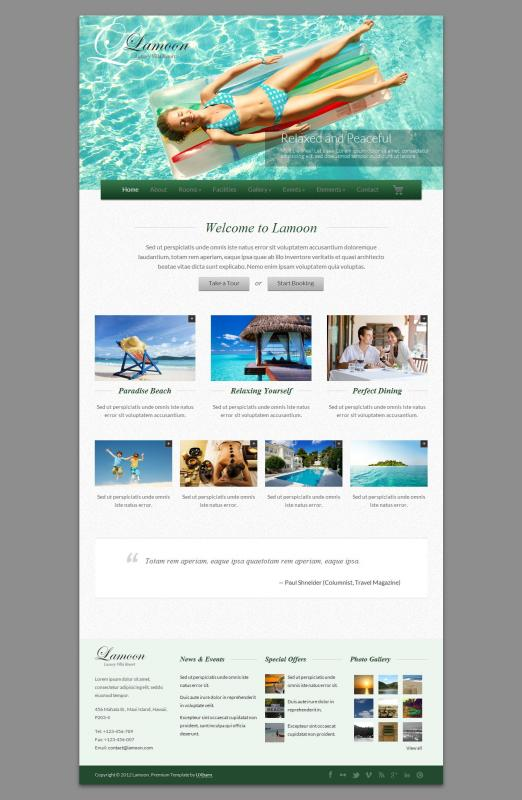 Travel Agency is a clean and complete Hotel Online Booking HTML5 Responsive Template for travel agencies based on bootstrap 3.